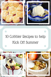 10 Cobbler Recipes (2)