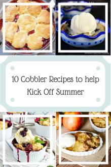 10 Cobbler Recipes (2)