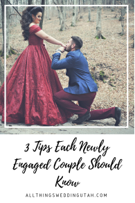 3 Tips Each Newly Engaged Couples Should Know (1)
