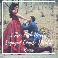 3 Tips Each Newly Engaged Couples Should Know